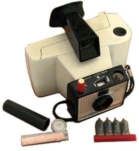 df0aee8605 Immagini della Polaroid Land Camera Model 20